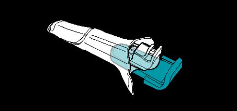 femiscope hoe het werkt stap 1